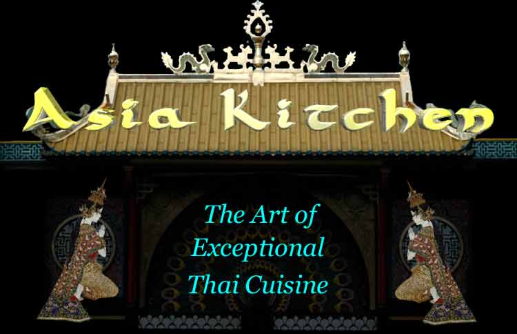 Welcome to Asia Kitchen